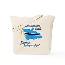 Botswanan by birth Tote Bag