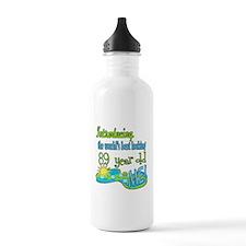 Best Looking 89th Water Bottle