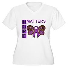 Fibromyalgia Hope Matters T-Shirt