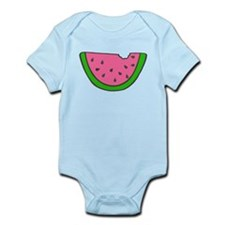 'Colorful Watermelon' Infant Bodysuit