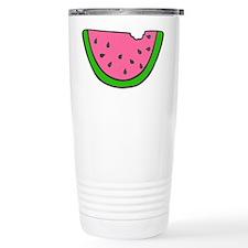 'Colorful Watermelon' Travel Coffee Mug
