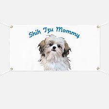 Shih Tzu Mommy Banner