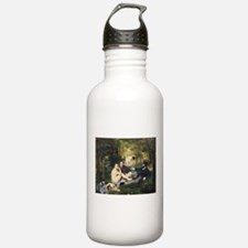 Funny Bread Water Bottle