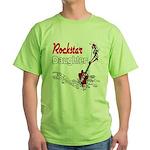 Rockstar Daughter Green T-Shirt