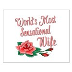 Sensational Wife Small Poster