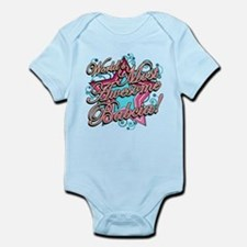 Worlds Best Babcia Infant Bodysuit
