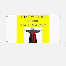 catholic joke Banner
