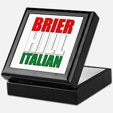 Brier Hill Italian Keepsake Box