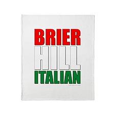 Brier Hill Italian Throw Blanket