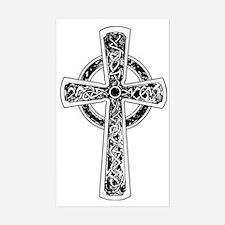 Cool Christ follower Sticker (Rectangle)