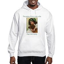 Irish Setter Hoodie Sweatshirt