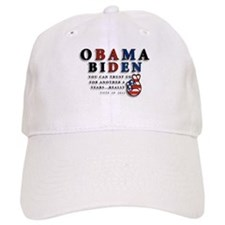 Obama Biden - Bad Men Baseball Cap