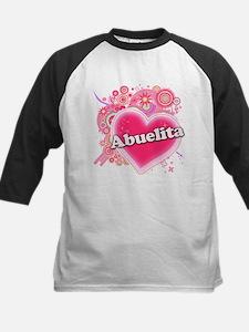 Abuelita Heart Art Tee