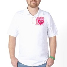 Ava Heart Art T-Shirt