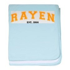 Cool Cleveland baby blanket