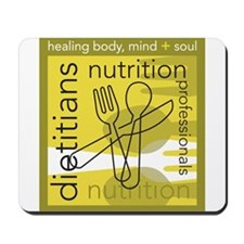Dietitians and Nutrition Prof Mousepad