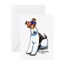 American WFT Greeting Card