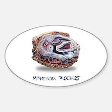 Minnesota Rocks! Decal