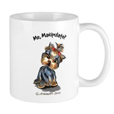 Yorkie Manipulate Small Mug