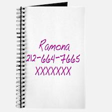 Ramona's Telephone Number SPvTW Journal