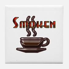 Smoken Tile Coaster