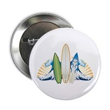 """Surfboards 2.25"""" Button"""