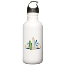 Surfboards Water Bottle