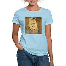 Funny Kissing couple T-Shirt