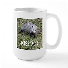Possum-Kiss Me Mug