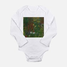 Cute Gustav Long Sleeve Infant Bodysuit