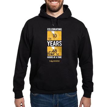 48HFP 10 Years Hoodie