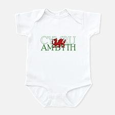 Cymru Am Byth Onesie