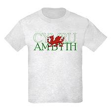 Cymru Am Byth T-Shirt