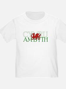 Cymru Am Byth T