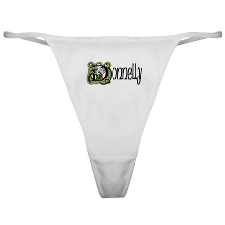 Donnelly Celtic Dragon Classic Thong