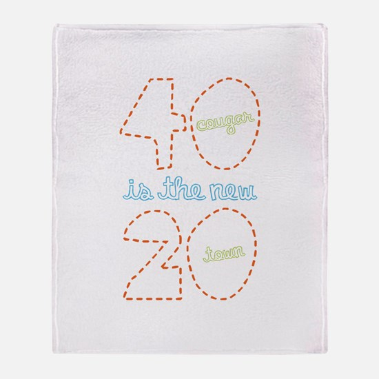 40 New 20 Throw Blanket