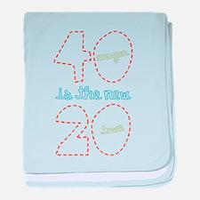 40 New 20 baby blanket