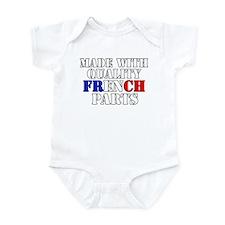 Quality French Parts Infant Bodysuit