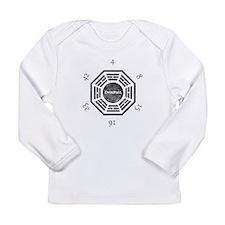 Cool Dharma initiative Long Sleeve Infant T-Shirt