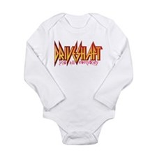 You All Everybody Long Sleeve Infant Bodysuit