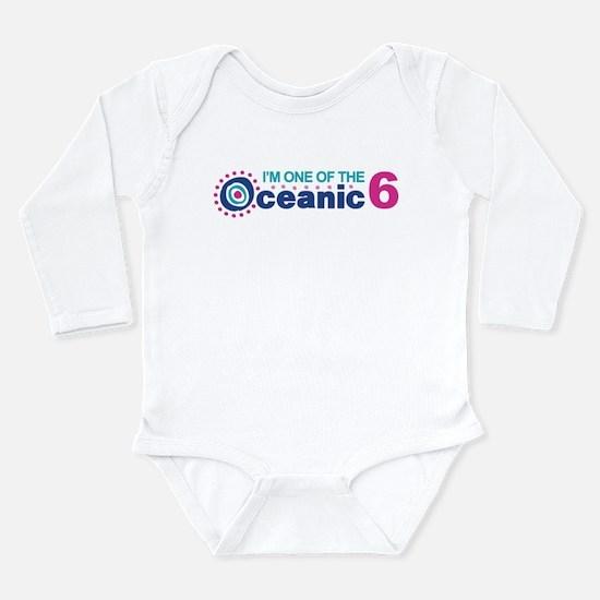I'm One of the Oceanic 6 Long Sleeve Infant Bodysu