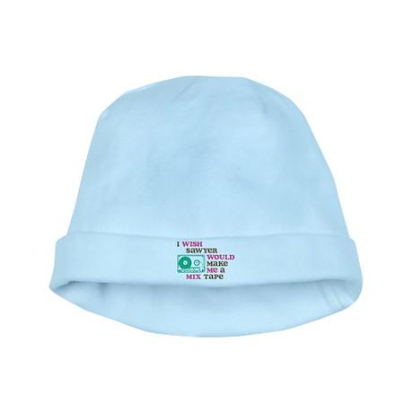 Sawyer Mix Tape baby hat
