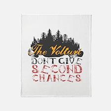 Volturi Second Chances Throw Blanket