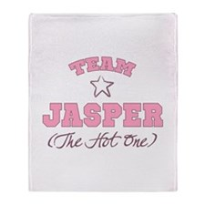 Hot Team Jasper Throw Blanket