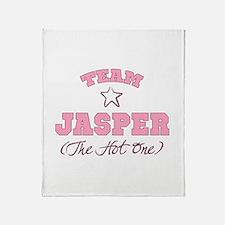 Hot Team Jasper Throw Blanket