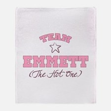 Hot Team Emmett Throw Blanket
