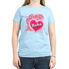Baba Heart Art T-Shirt