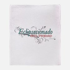 Eclipsecionado Throw Blanket