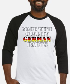 Quality German Parts Baseball Jersey