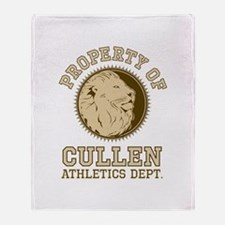 Cullen Athletics Throw Blanket
